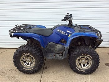 2011 Yamaha Grizzly 700 for sale 200430747