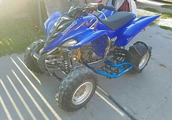 2011 Yamaha Raptor 350 for sale 200494365
