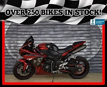 2011 Yamaha YZF-R1 for sale 200492475