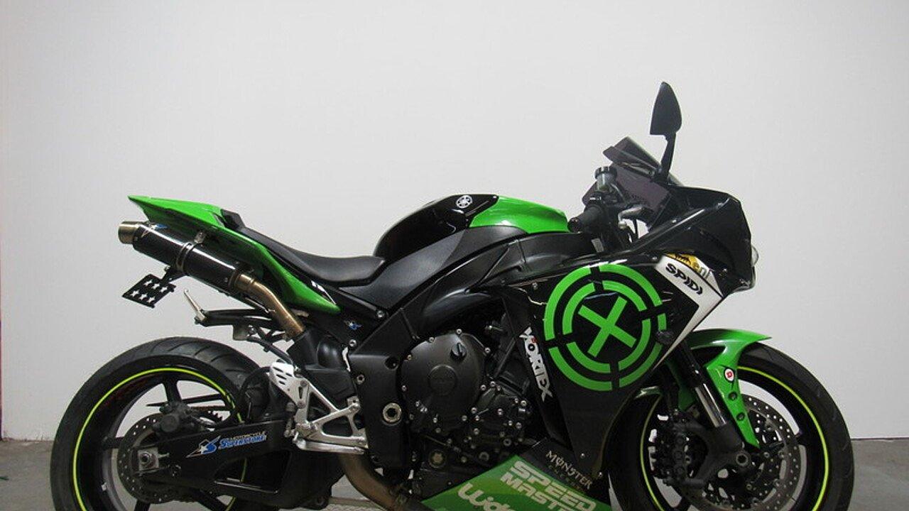 2011 Yamaha YZF-R1 for sale 200564042