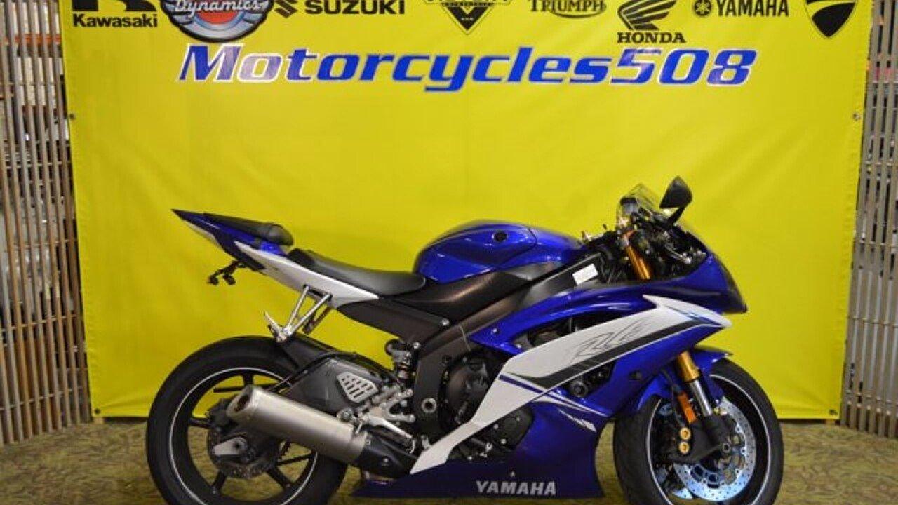 2011 Yamaha YZF-R6 for sale 200462076