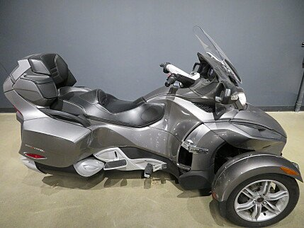 2011 can-am Spyder RT for sale 200625896
