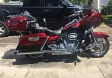 2011 harley-davidson CVO for sale 200491119