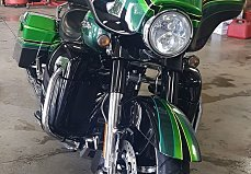 2011 harley-davidson CVO for sale 200580896
