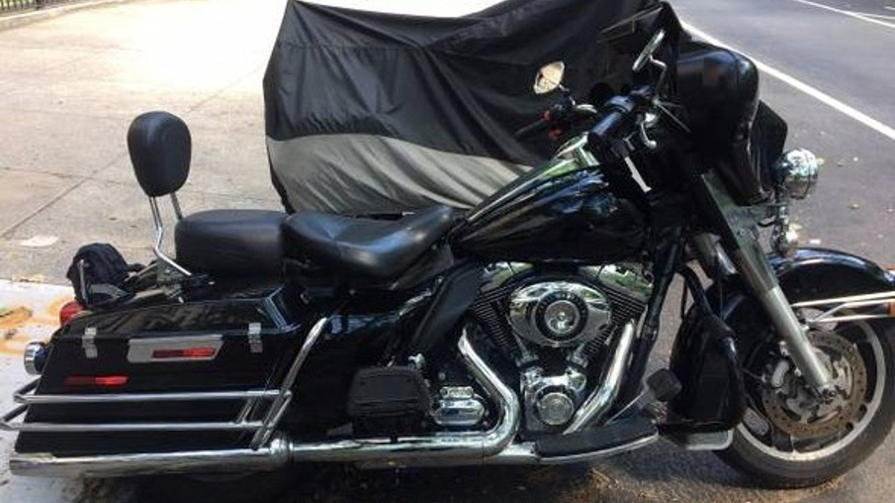 2011 harley-davidson Police for sale 200489758