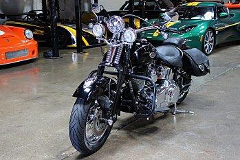 2011 harley-davidson Softail for sale 200493033