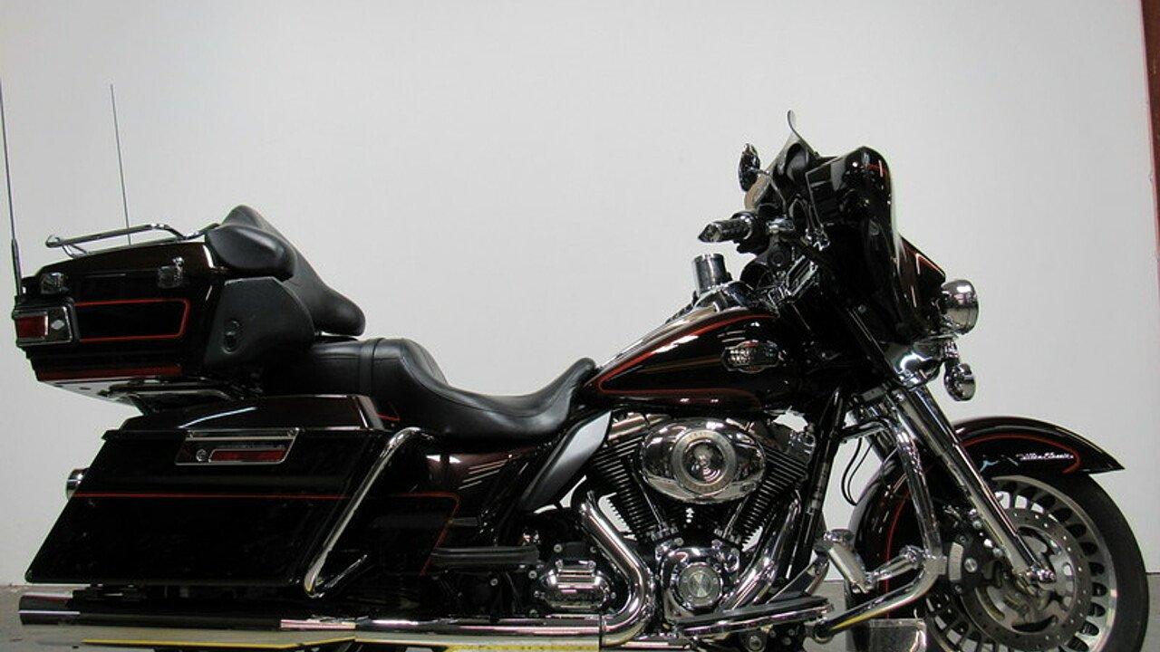 2011 harley-davidson Touring Ultra Classic Electra Glide for sale 200529472
