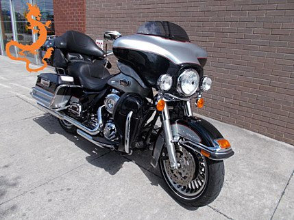 2011 harley-davidson Touring Ultra Classic Electra Glide for sale 200627098