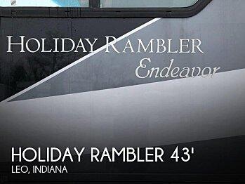 2011 holiday-rambler Endeavor for sale 300155269