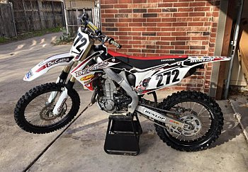 2011 honda CRF450R for sale 200543037