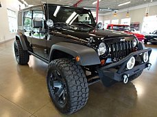 2011 jeep Wrangler 4WD Unlimited Rubicon for sale 101020893