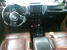 2011 jeep Wrangler 4WD Unlimited Sahara for sale 101023677