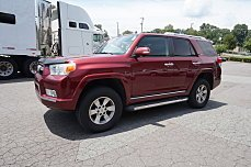 2011 toyota 4Runner 4WD for sale 101000483
