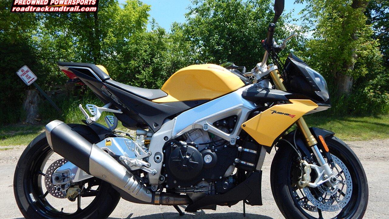 2012 Aprilia Tuono for sale 200466206