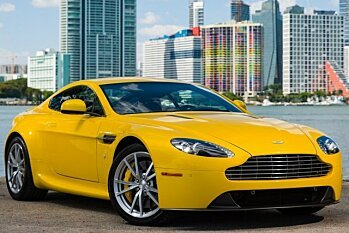 2012 Aston Martin V8 Vantage Coupe for sale 100753594