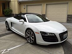2012 Audi R8 5.2 Spyder for sale 100782572