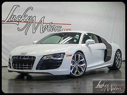 2012 Audi R8 5.2 Coupe for sale 100782822