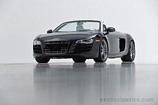 2012 Audi R8 5.2 Spyder for sale 100788223