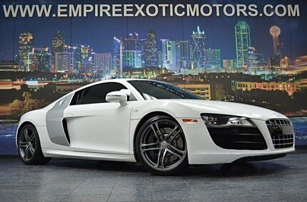 2012 Audi R8 5.2 Coupe for sale 100796395