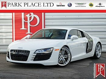 2012 Audi R8 4.2 Coupe for sale 100930994