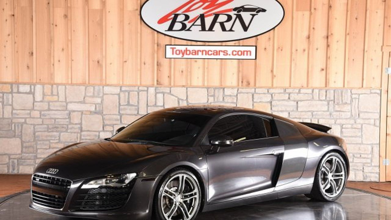 2012 Audi R8 4.2 Coupe for sale 100983822
