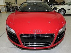 2012 Audi R8 5.2 Spyder for sale 100884993
