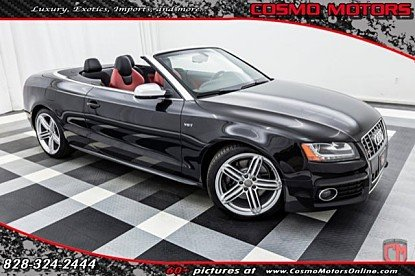 2012 Audi S5 3.0T Premium Plus Cabriolet for sale 100790764