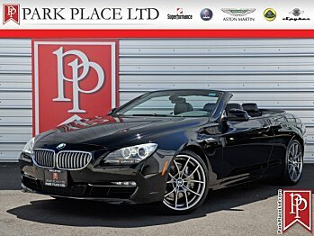 2012 BMW 650i Convertible for sale 100881319