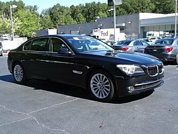 2012 BMW 750Li for sale 100910032