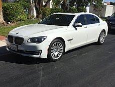 2012 BMW 750Li for sale 100763953