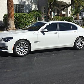 2012 BMW 750Li for sale 100763953