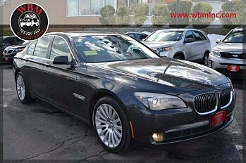 2012 BMW 750i for sale 100777830
