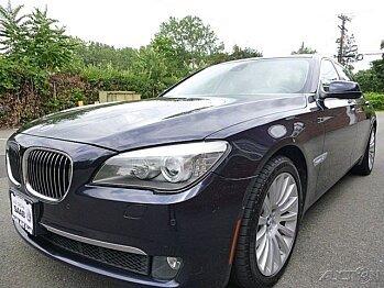 2012 BMW 750i for sale 100788356