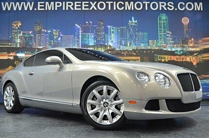 2012 Bentley Continental GT Coupe for sale 100724898