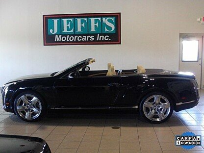 2012 Bentley Continental GT Convertible for sale 100772425