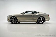 2012 Bentley Continental GT Coupe for sale 100854278
