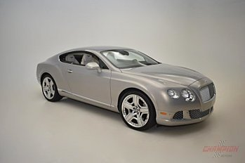 2012 Bentley Continental GT Coupe for sale 100916102