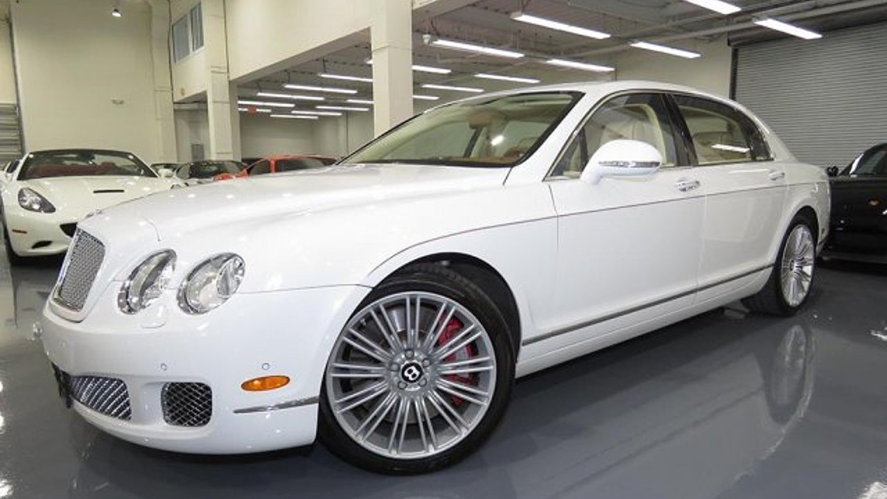 2012 Bentley Continental Flying Spur Speed for sale 100996886