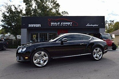2012 Bentley Continental GT Coupe for sale 100928148