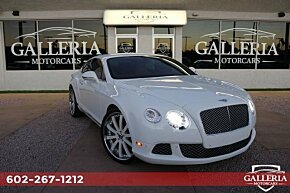 2012 Bentley Continental GT Coupe for sale 101057000