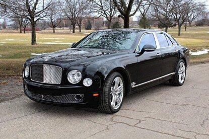 2012 Bentley Mulsanne for sale 100977483