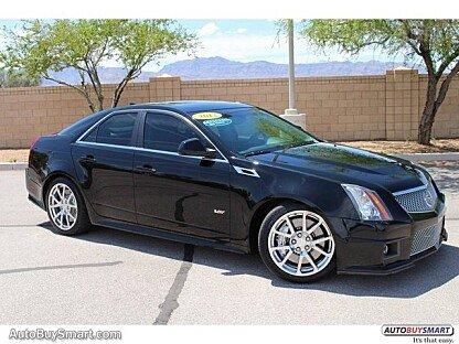 2012 Cadillac CTS V Sedan for sale 100758539
