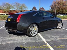 2012 Cadillac CTS V Coupe for sale 100821599