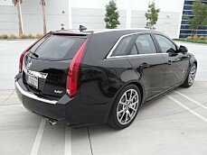 2012 Cadillac CTS V Wagon for sale 100840383