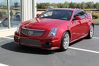 2012 Cadillac CTS V Coupe for sale 100852173