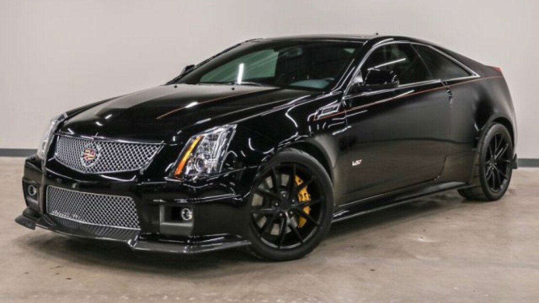 2012 Cadillac CTS V Coupe for sale 101023699