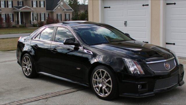 Cadillac Cts V Autotrader >> 2012 Cadillac Cts Classics For Sale Classics On Autotrader