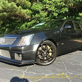 2012 Cadillac CTS V Wagon for sale 100876230