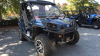 2012 Can-Am Commander 1000 for sale 200493326