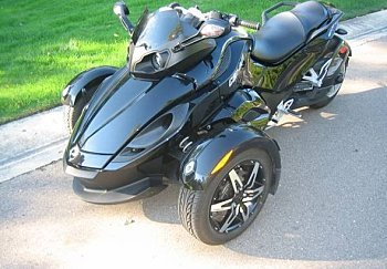 2012 Can-Am Spyder RS for sale 200464969